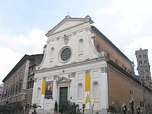 Sanctuaires - Rome - Contact