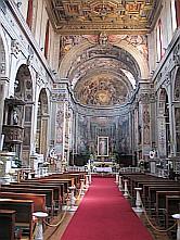Sanctuaires - Rome - Eglise du Saint-Esprit de Sassia