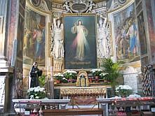 Sanctuaires - Rome -  Horaires des offices