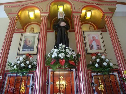 Kaplica sw Faustyny na Filipinach