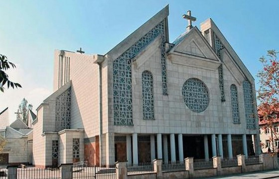 Kielce - Sanktuarium MB