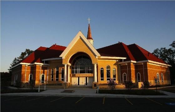 Sanktuarium Bozego Milosierdzia - Lombard - USA