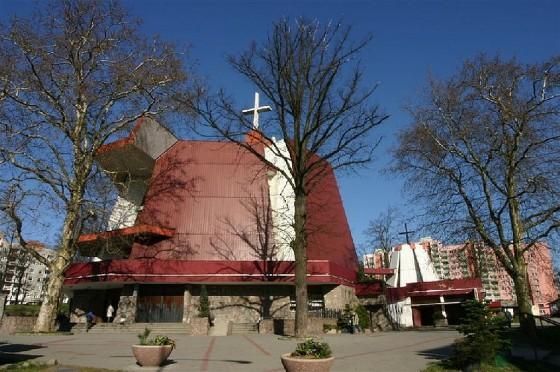 Sanktuarium MB w Szczecinie