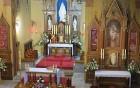 Oltarz sw Jozefa w Lagiewnikach