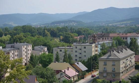Andrychow - Osiedle