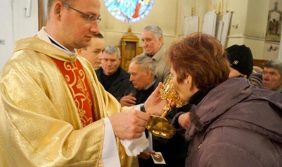 Relikwie Siostry Faustyny na Bialorusi