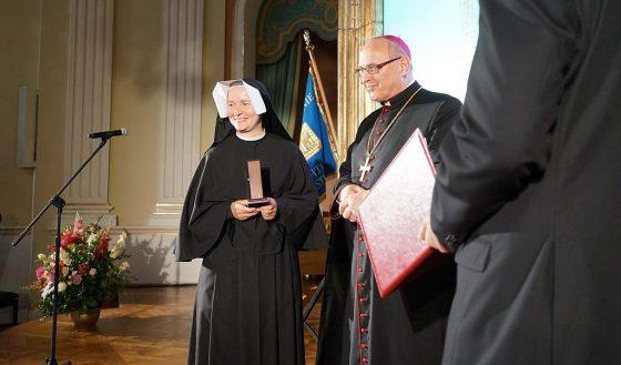 Civitas Christiana - nagroda dla ZMBM