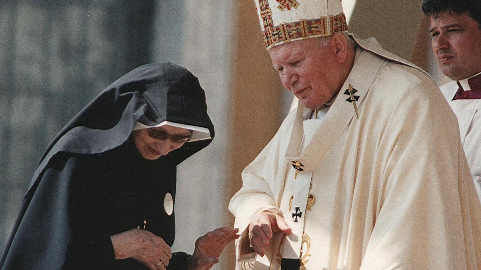 Przemówienie św. Jana Pawła II z kanonizacji Siostry Faustyny